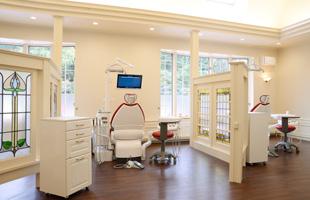 写真:診療室
